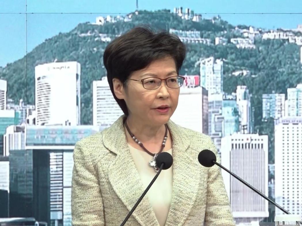 香港特首林鄭月娥指出,香港電台節目並非不能批評政府,但必須客觀及持平,不能有偏見...
