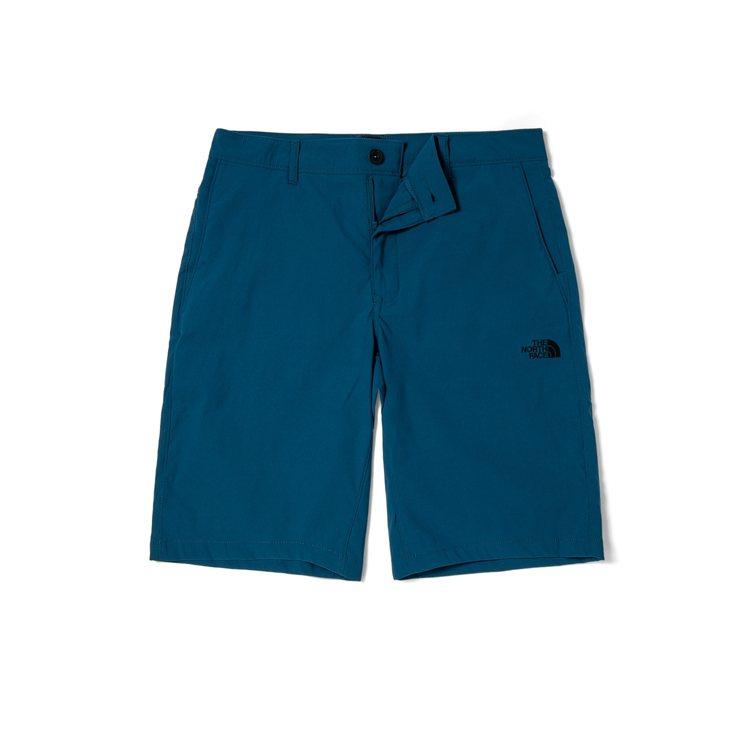The North Face台北101旗艦店獨賣Sprag短褲2,380元。圖/...