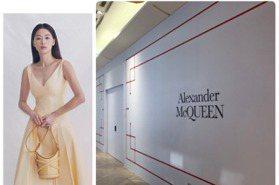 和女神全智賢穿同款不用再等網購 Alexander McQUEEN將在5/14開幕