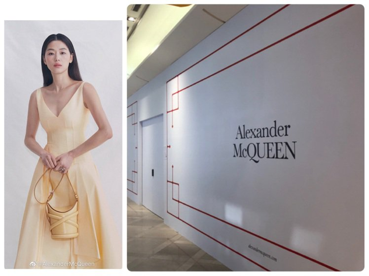 Alexander McQUEEN將在新光三越台北信義新天地A9館開幕,目前品牌...