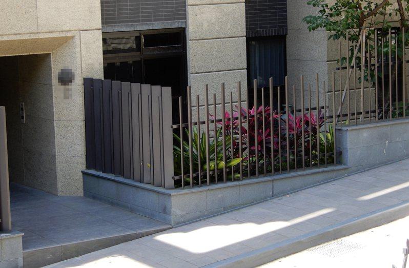 李姓男子位於台北市文山區的豪宅一度被查封。圖/台北分署提供