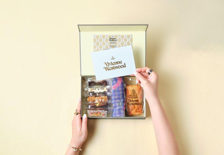 和煦▪晨曦母親節禮盒,內含風味布朗尼(5入) & 檸檬蛋糕&Vi...