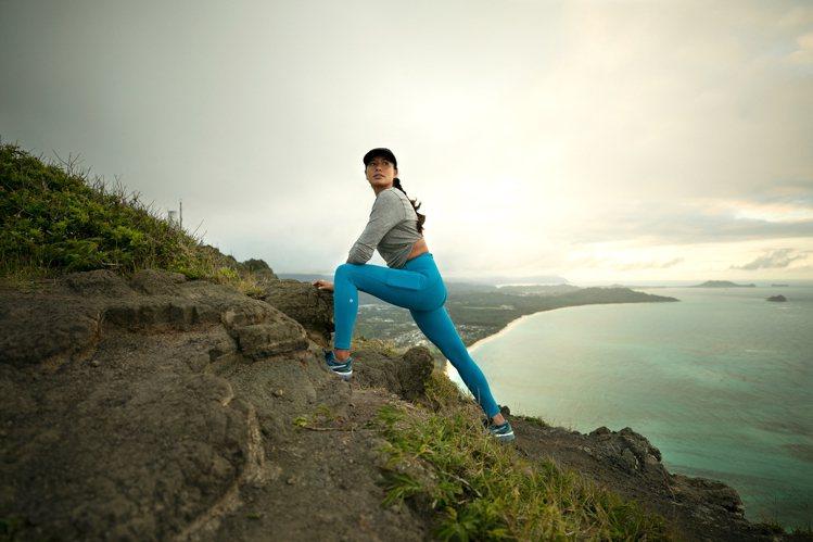 繼專業健身系列之後,lululemon看準全球運動趨勢及適合路跑的最佳季節,推出...