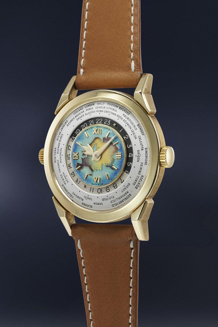富藝斯將於「名錶薈萃-日內瓦XIII」呈獻世上最後一枚已知百達翡麗型號2523配...