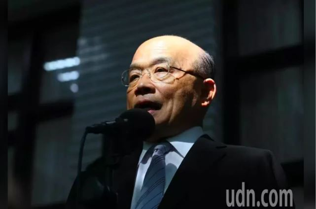 行政院長蘇貞昌。圖/本報資料照片