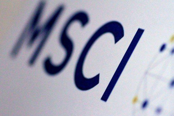 MSCI預計5月12日公布權重調整。 路透