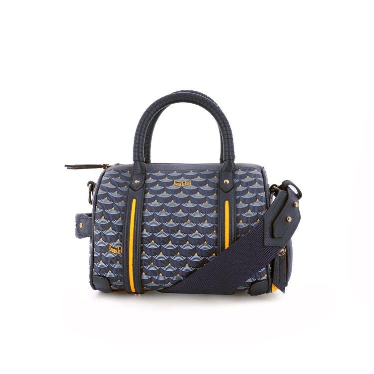 Fauré Le Page巴黎藍DREAM bag,51,000元。圖/Fau...