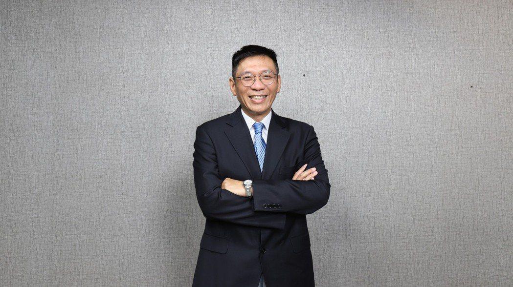 台灣人壽協理林海鵬。台壽/提供