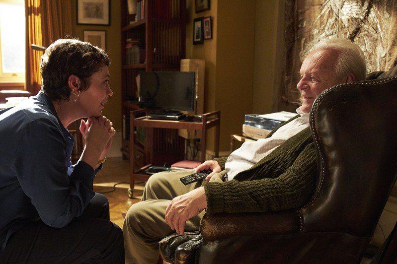 83歲的安東尼霍普金斯獲封影帝,演活失智「父親」。(美聯社)