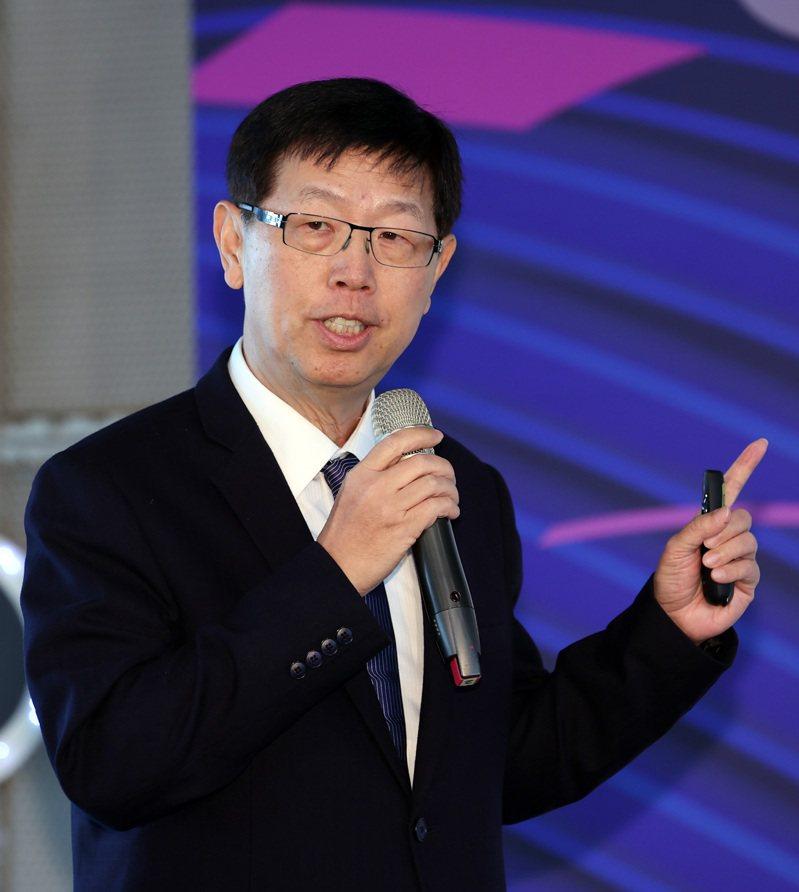 鴻海董事長劉揚偉(聯合報系資料庫)