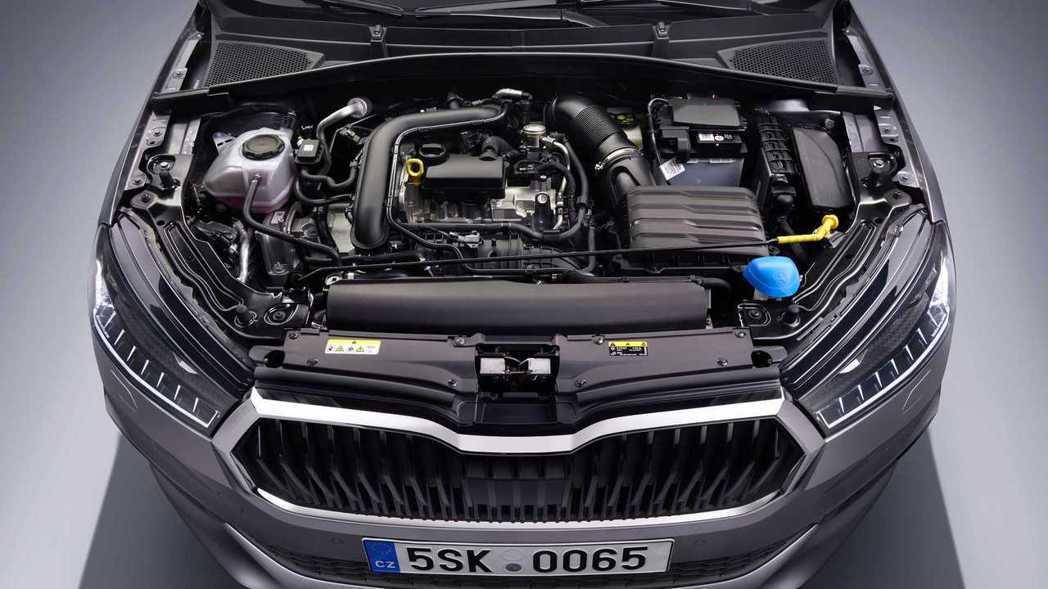 新一代Fabia全車系都採用汽油引擎配置,並不提供柴油。 圖/Skoda提供