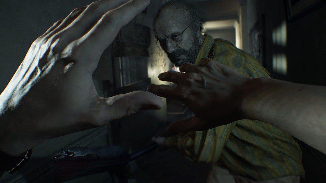 圖為《惡靈古堡 7》。玩家反彈太驚悚,製作團隊特此下修《惡靈古堡 8》恐怖程度。