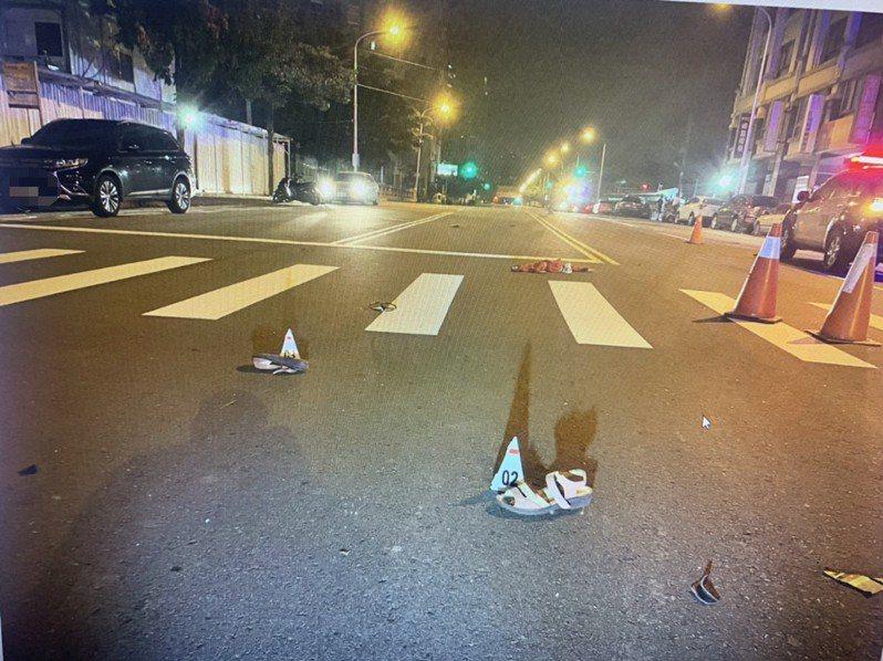 台中市方姓美髮師駕車撞死媒體人黃暐瀚的母親,犯後還跑到超商買酒喝,被認為是有意藉此閃避酒駕罪責。圖/讀者提供