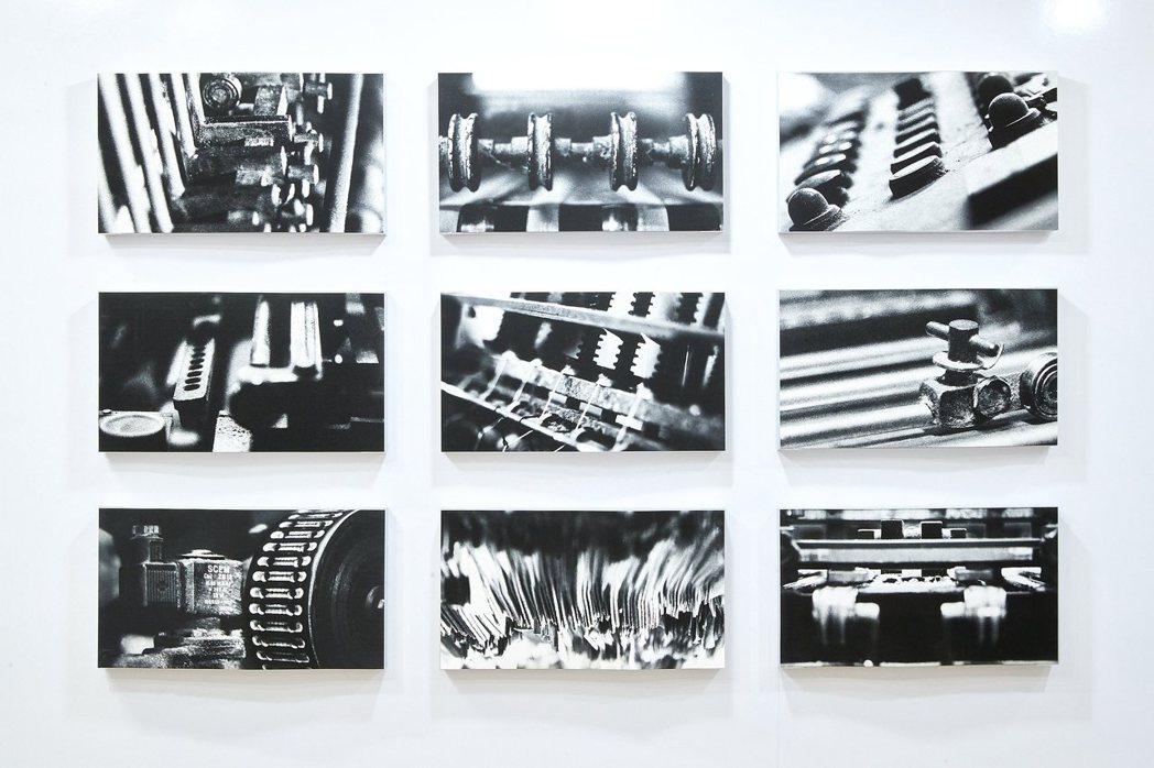 Epson藝術微噴技術輸出之臺藝大圖文系學生黑白攝影作品,以更濃厚的黑色呈現絕佳...