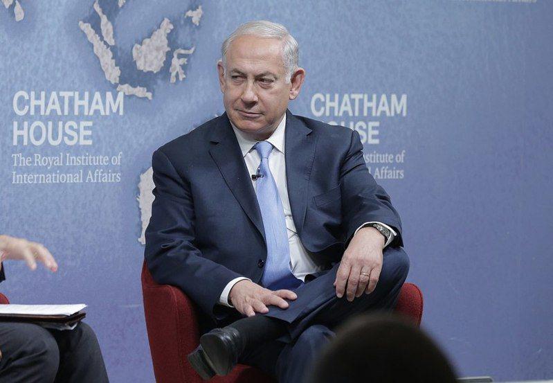 納坦雅胡在3月的選舉後再度組閣失敗,以色列的多數黨政府陷入難產。(Photo by Chatham House on Wikimedia under CC 2.0)