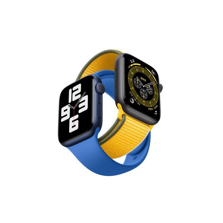 遠傳宣布推出Apple Watch獨立門號服務,月租最低只要129元起。圖/遠傳...
