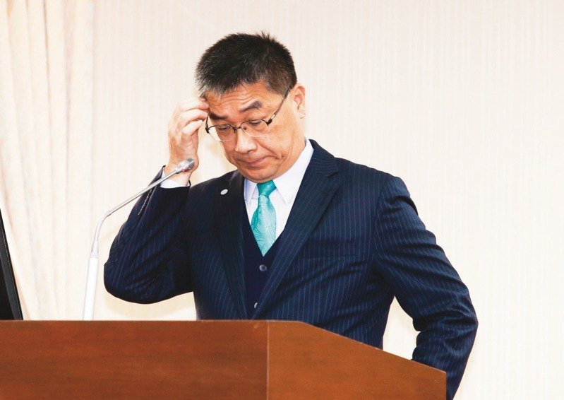 內政部長徐國勇。聯合報系資料照片/記者曾原信攝影