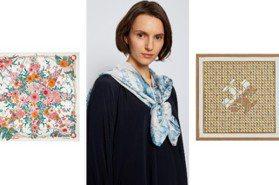 萬元以下百搭絲巾 絕對是母親節禮物最佳選擇!