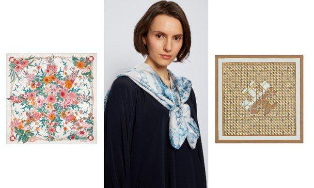如果把實用性和價格親民這兩個特點結合再一起考慮,許多時尚品牌的絲巾產品絕對會是很...