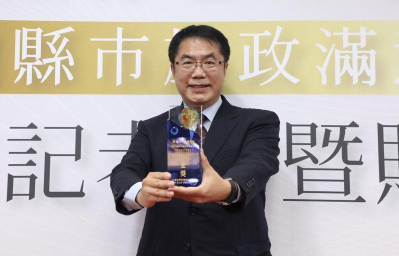 台南市長黃偉哲。圖/台南市政府提供