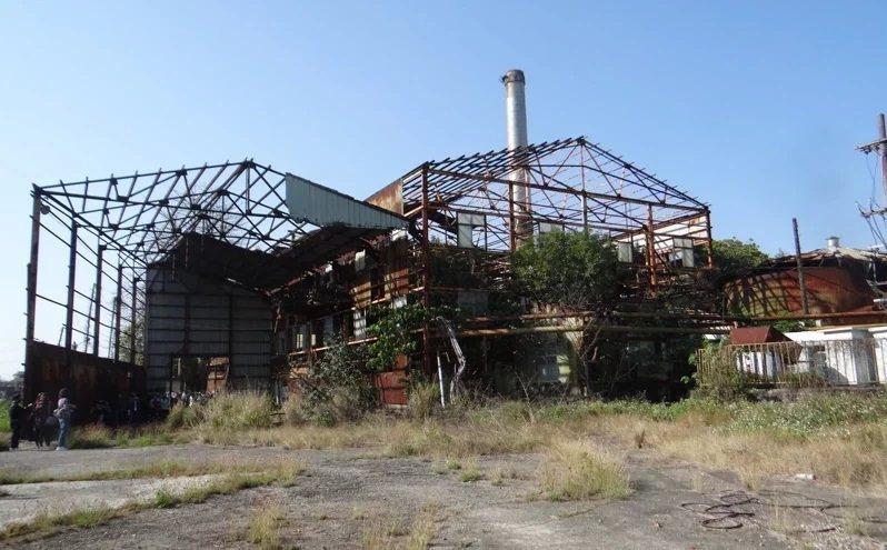 北港糖廠是百年老工廠,具二戰工業遺址風格,雲林縣文化觀光處計畫整修24棟倉庫,打...
