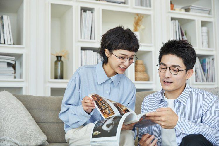 新創團隊SUMS根據亞洲人臉型量身打造出號稱全球最舒服的鏡框產品,也在集資平台上...