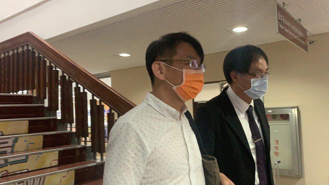 徐永明涉貪批檢察官:先射箭讓政治掮客畫靶。記者王聖藜/攝影