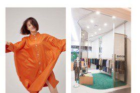 微風南山ZUCCa女裝店開幕 八零年代日系風格輕舞飛揚