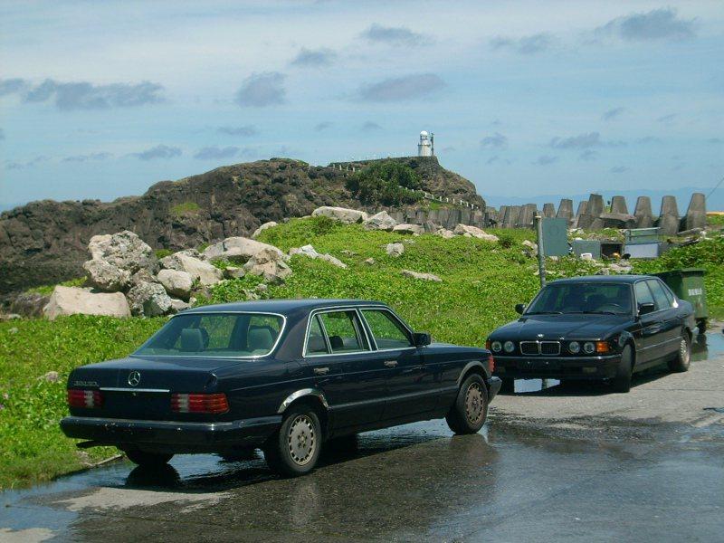 蘭嶼的無牌車約有三、四百輛,但警方每年取締僅個位數。圖/聯合報系資料照片