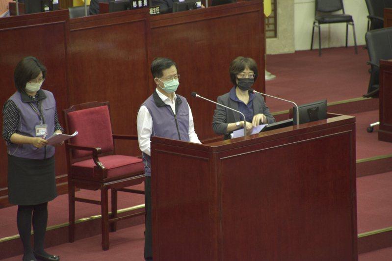 北市議會昨二讀會審查「新興菸品管理自治條例」草案卡關,下周三繼續審查。記者鍾維軒/攝影