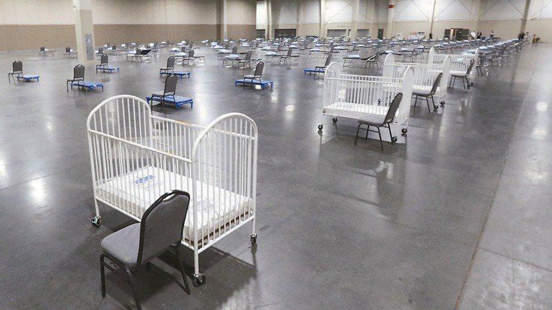 美國疾病防治中心數據顯示,美國去年出生人數較前年下滑4%至約360萬人,為1979年以來最低。(美聯社)