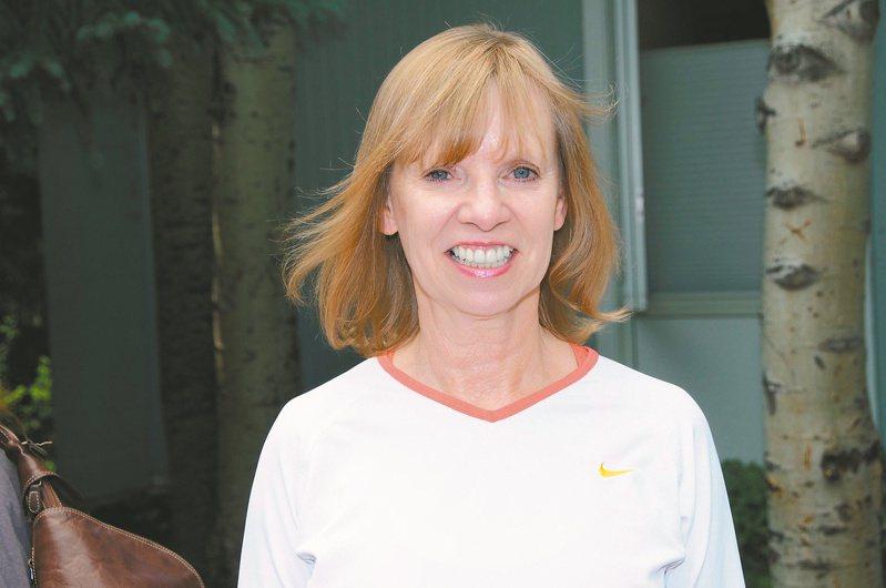 微軟創辦人蓋茲的前女友安.溫布萊德。圖/摘自維基百科