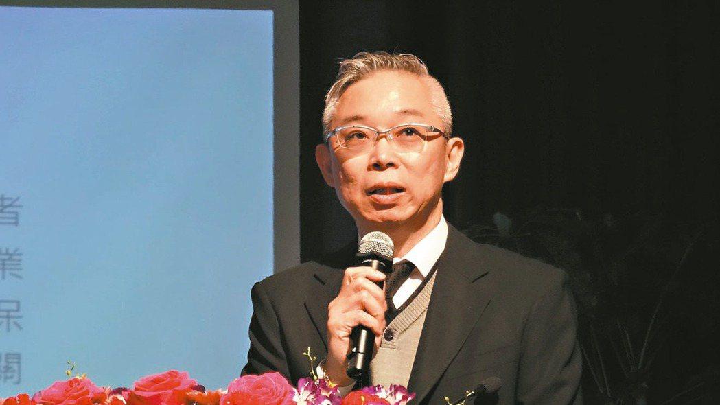 即將升任聯邦銀行董事長的總座林鴻聯。(本報系資料庫)