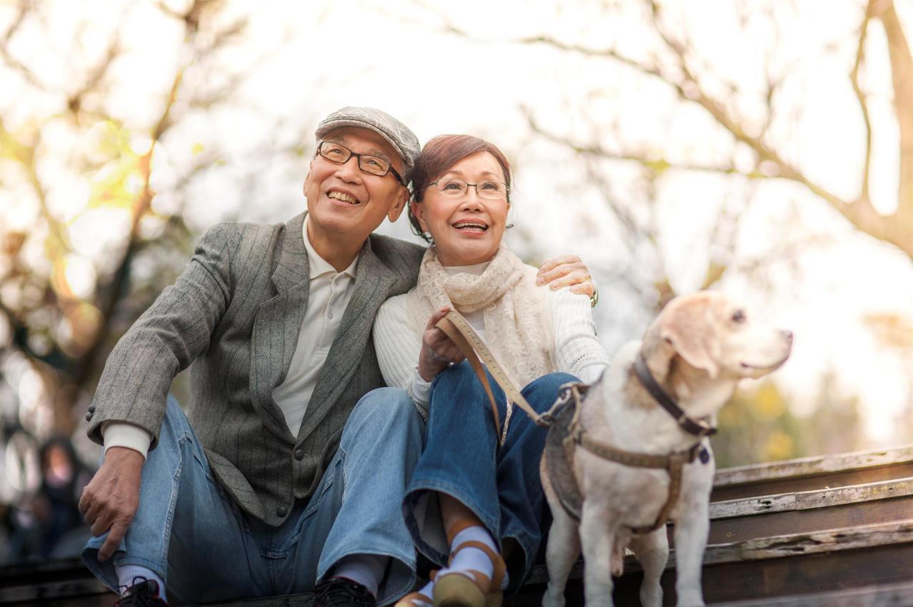 想過自由自在的退休生活,需要財務自由的支持。 圖/友邦人壽提供。