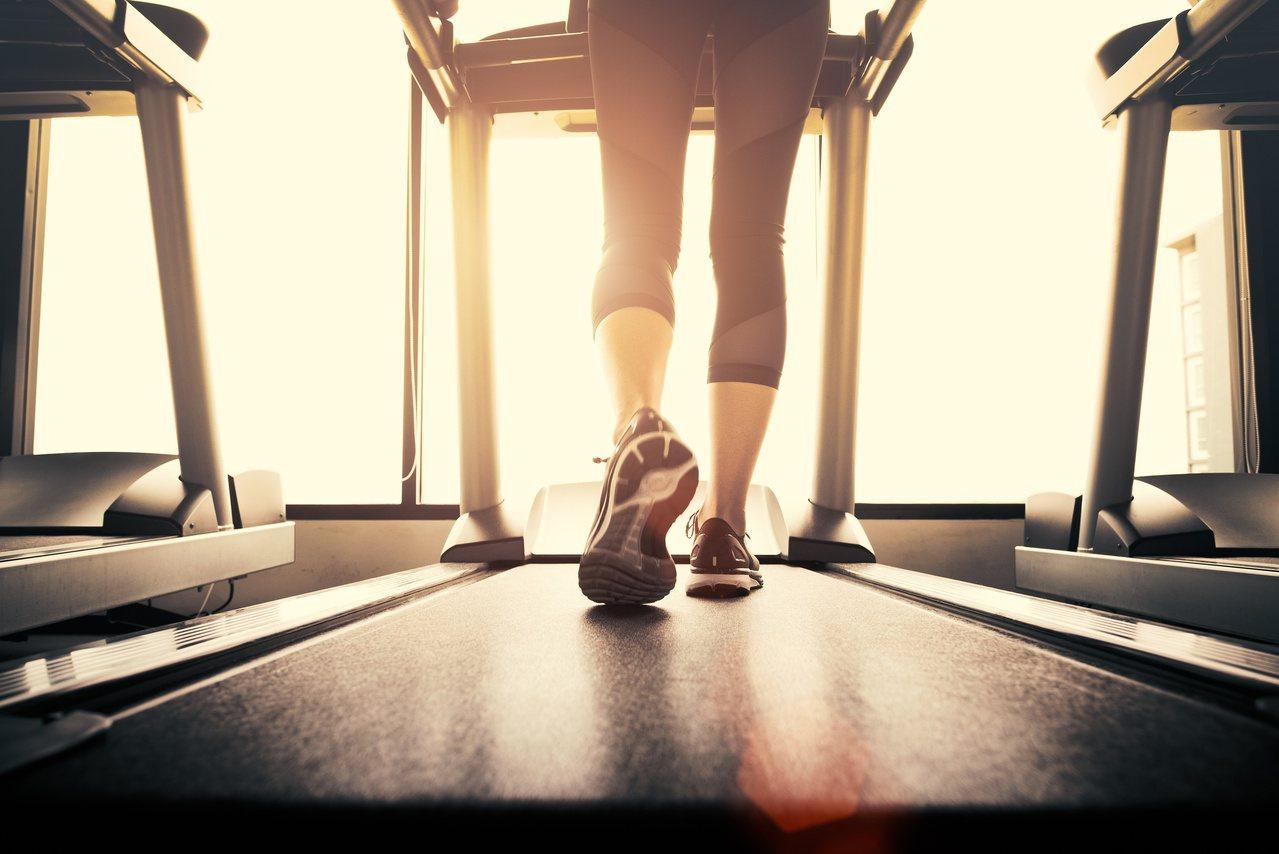 保持良好運動習慣,自在健身、找回自己。 示意圖/ingimage 提供