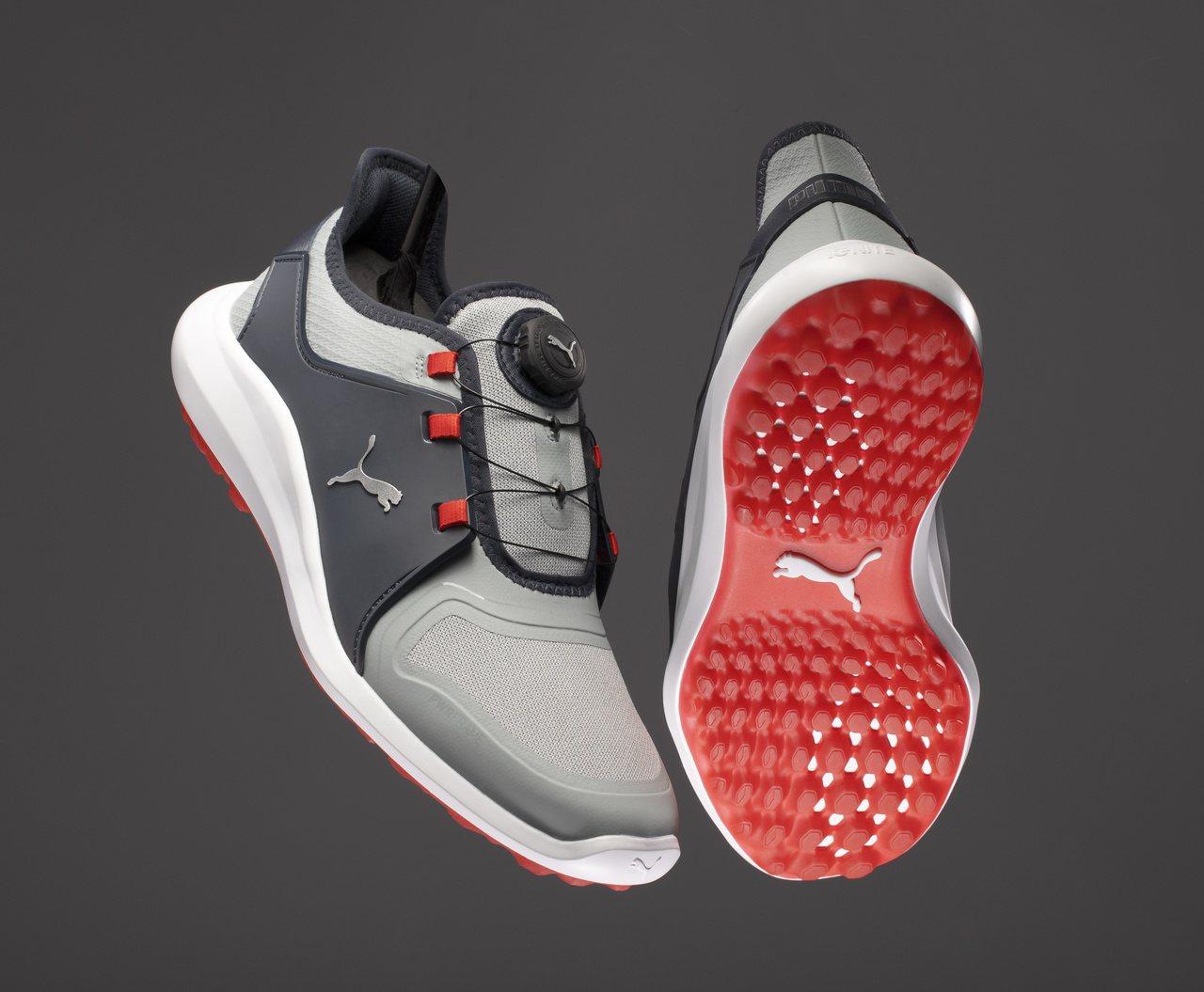 PUMA GOLF  IGNITE FASTEN8 DISC高球鞋5,680元。...