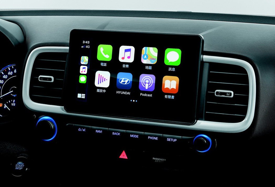 8吋觸控多媒體系統(附Apple Carplay & Android Auto)...