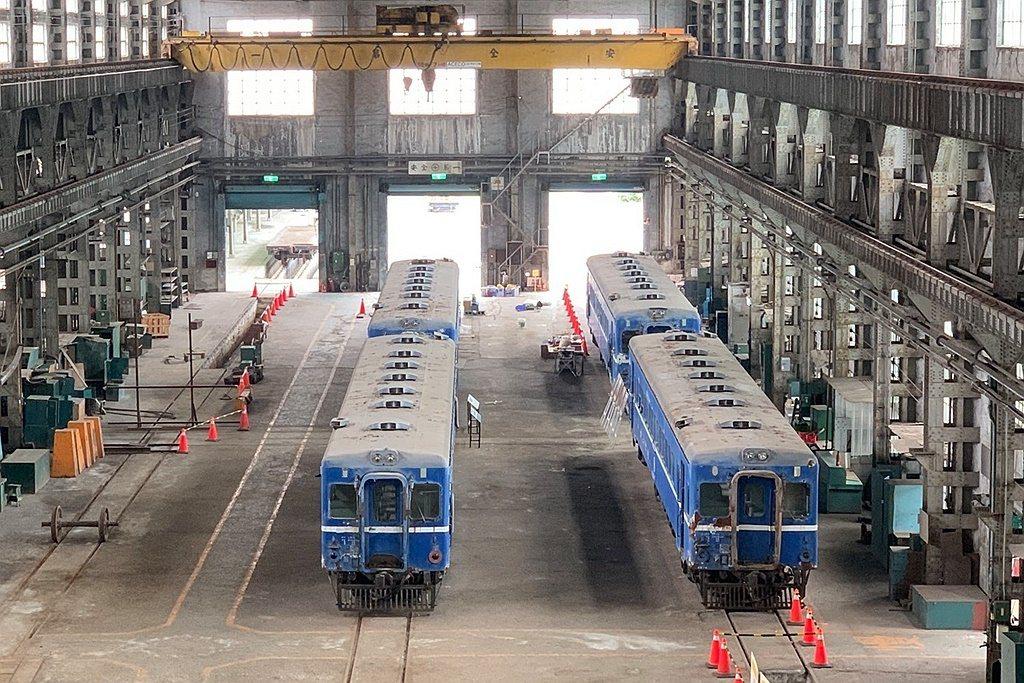 歷史悠久的台北機廠在國家鐵道博物館籌備處規劃下,朝向「活的鐵道博物館」目標邁進。...