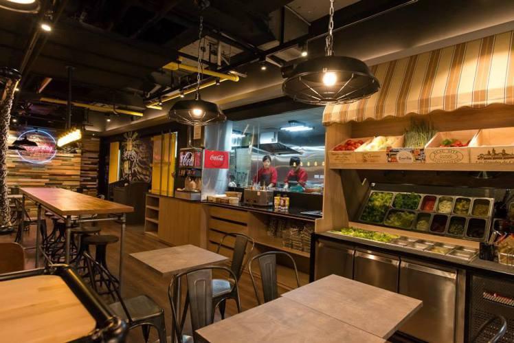 圖/Burger Ray個性漢堡臉書粉專