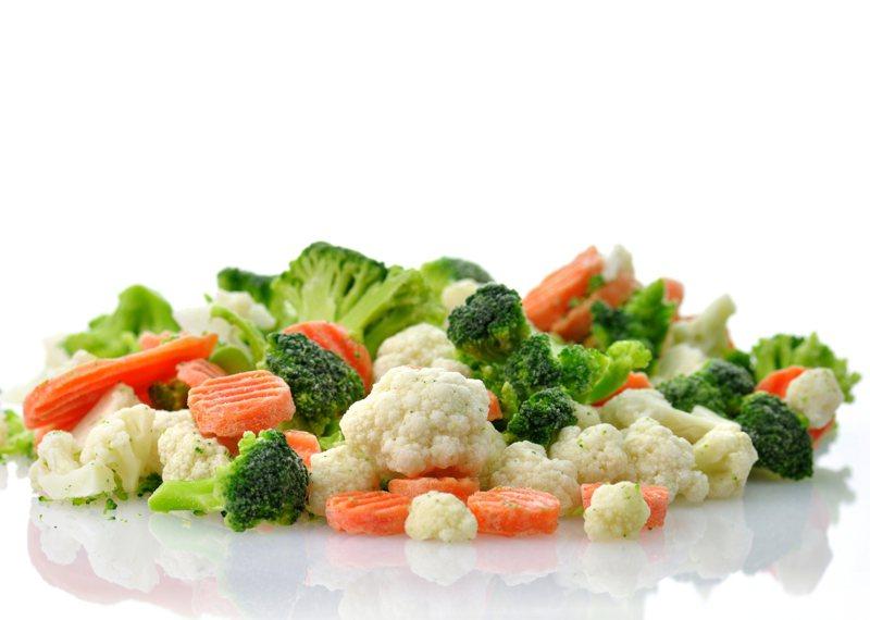 因花椰菜清潔不易,原PO考慮購入方便省時的冷凍蔬菜。示意圖/Ingimage