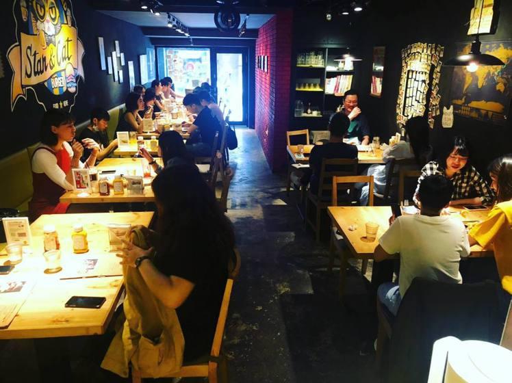 圖/Stan & Cat 史丹貓美式餐廳臉書粉專