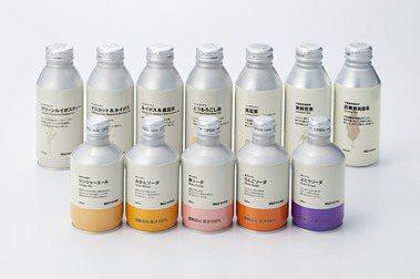 呼應環保不用寶特瓶!日本無印良品飲料換鋁罐,460家分店全裝飲水機