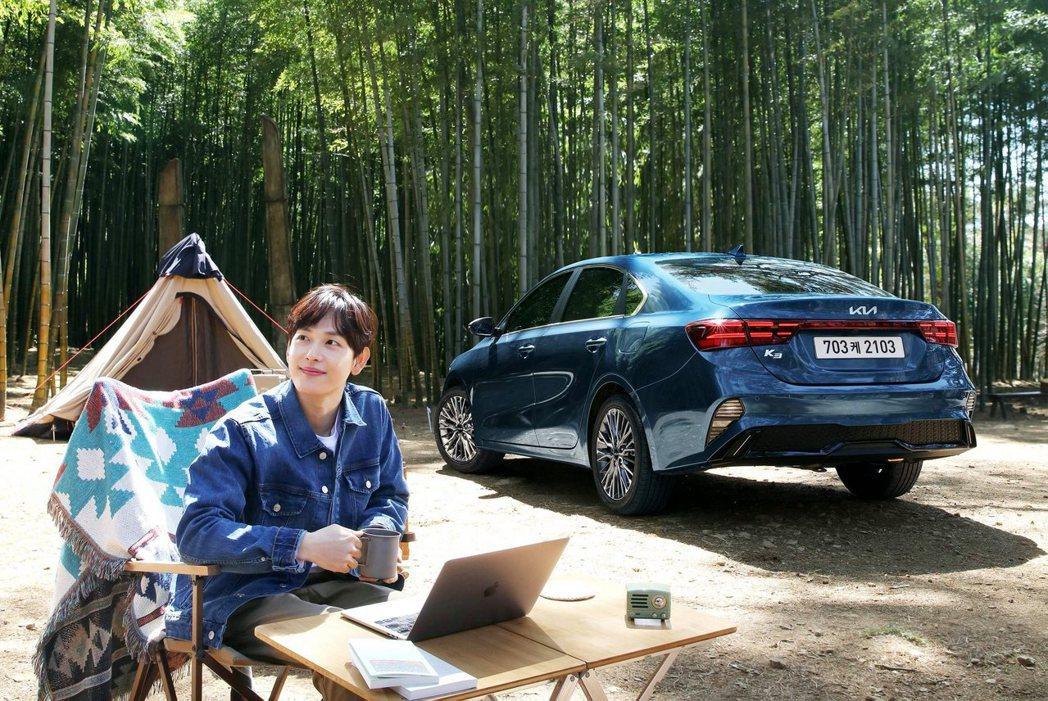 小改款Kia K3正式在韓國上市。 摘自Kia