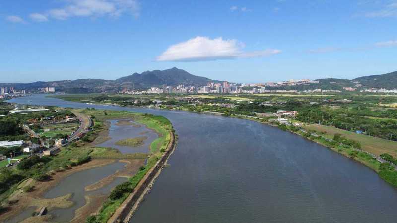 社子島濕地擁有豐富生態資源。圖/北市水利處提供