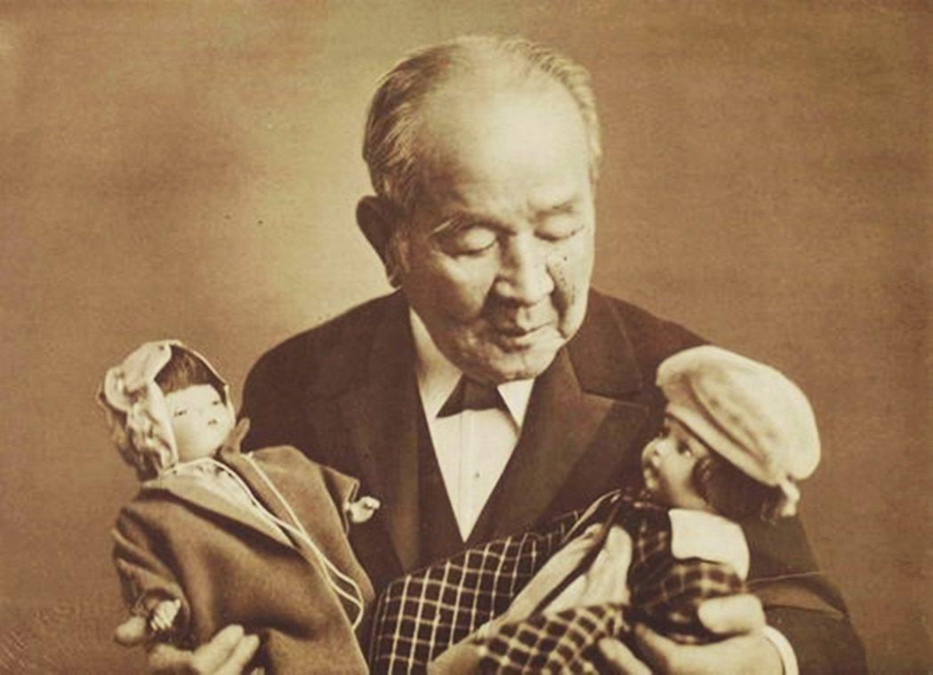 「生產殖利與仁義道德合而為一,才能夠走向善的一面。」 圖/渋沢史料館