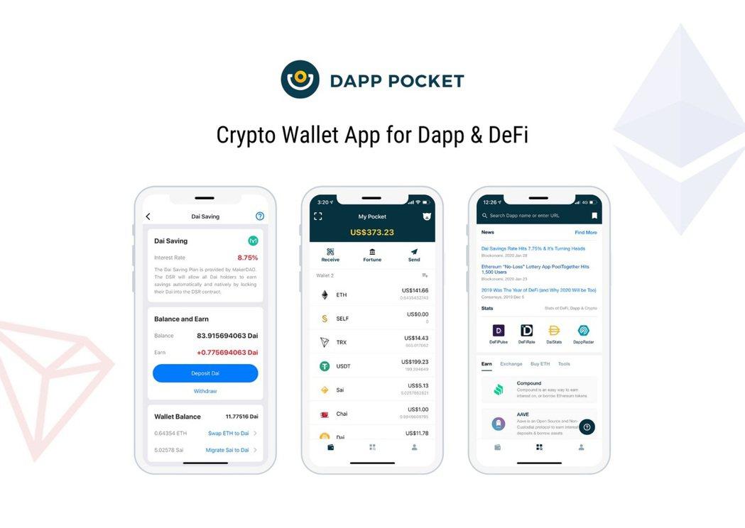 Turn Capital收購Dapp Pocket兩大產品線:去中心化的電子錢包...