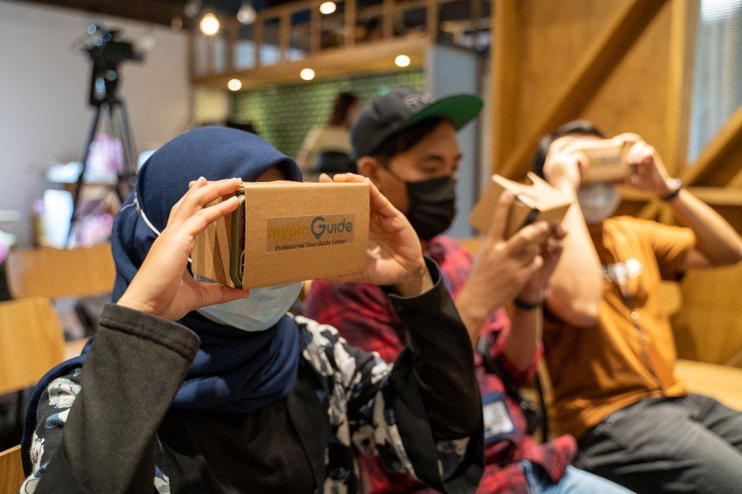 MyProGuide VR線上旅遊新體驗。