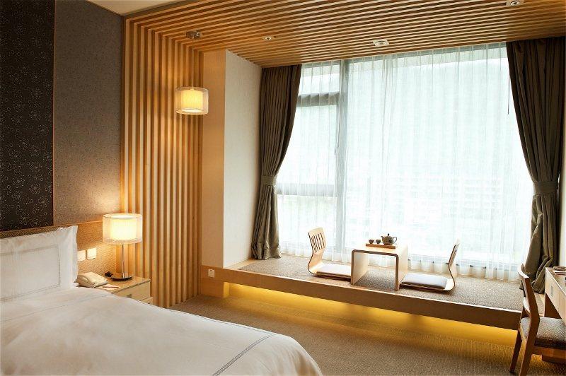 12坪大高級洋式客房。 長榮鳳凰酒店/提供
