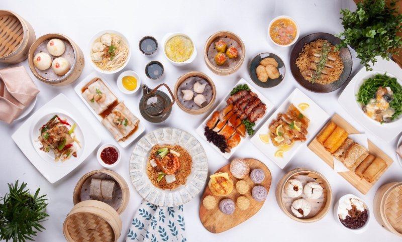 礁溪長榮鳳凰酒店日前開幕的「鳳凰軒」,是全宜蘭唯一的粵菜港點吃到飽餐廳。  業者...