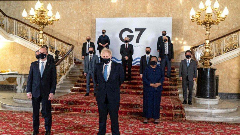 七大工業國集團(G7)外交部長會議5日發布公報,表達對中國大陸與俄羅斯諸多作為的不滿。 法新社